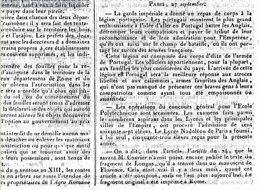 Journal de l'Empire