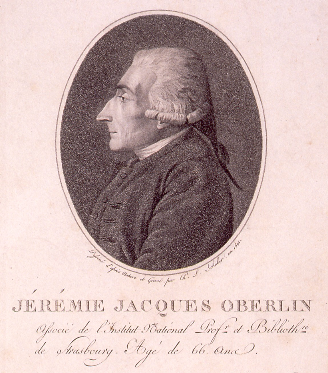 Jérémie-Jacques Oberlin