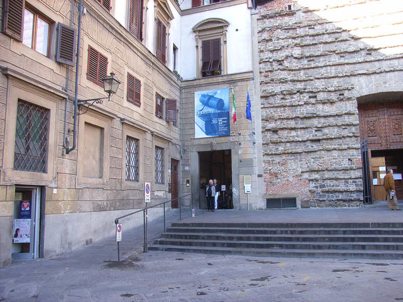 Library of San Lorenzo in Florence